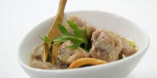 cucina mediterranea Villa Feanda Eventi