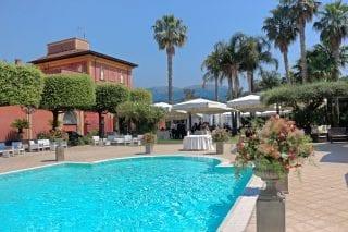 piscina Villa Feanda