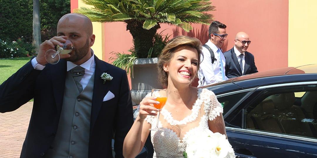 Antonio & Sabrina Villa Feanda