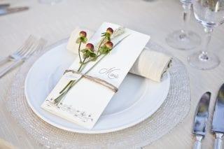 Ville per matrimoni - tavolo