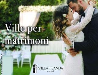 Ville per matrimoni - Copertina