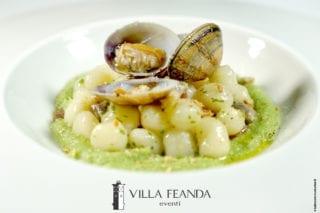 Importanza cucina Villa Feanda