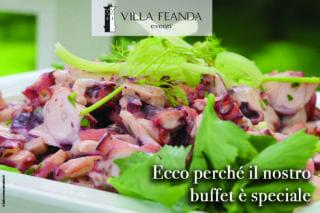 buffet villa feanda
